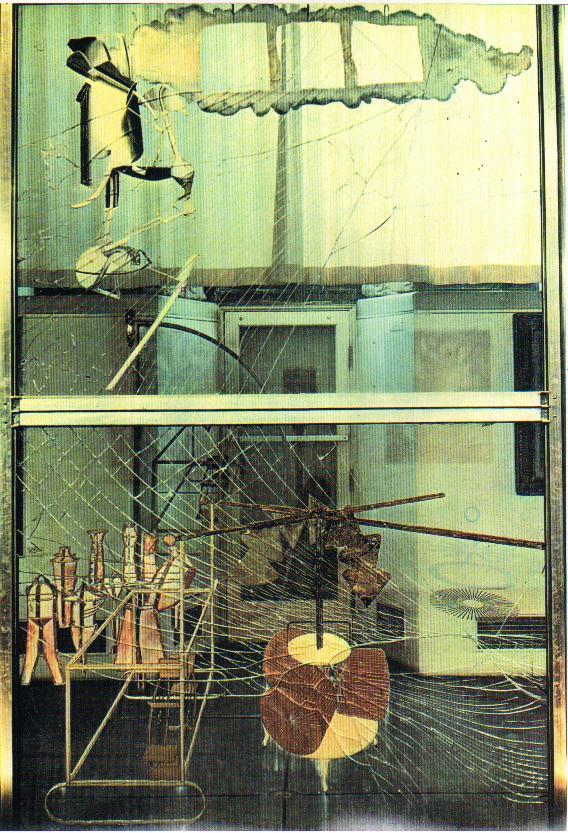 Das Große Glas Duchamp
