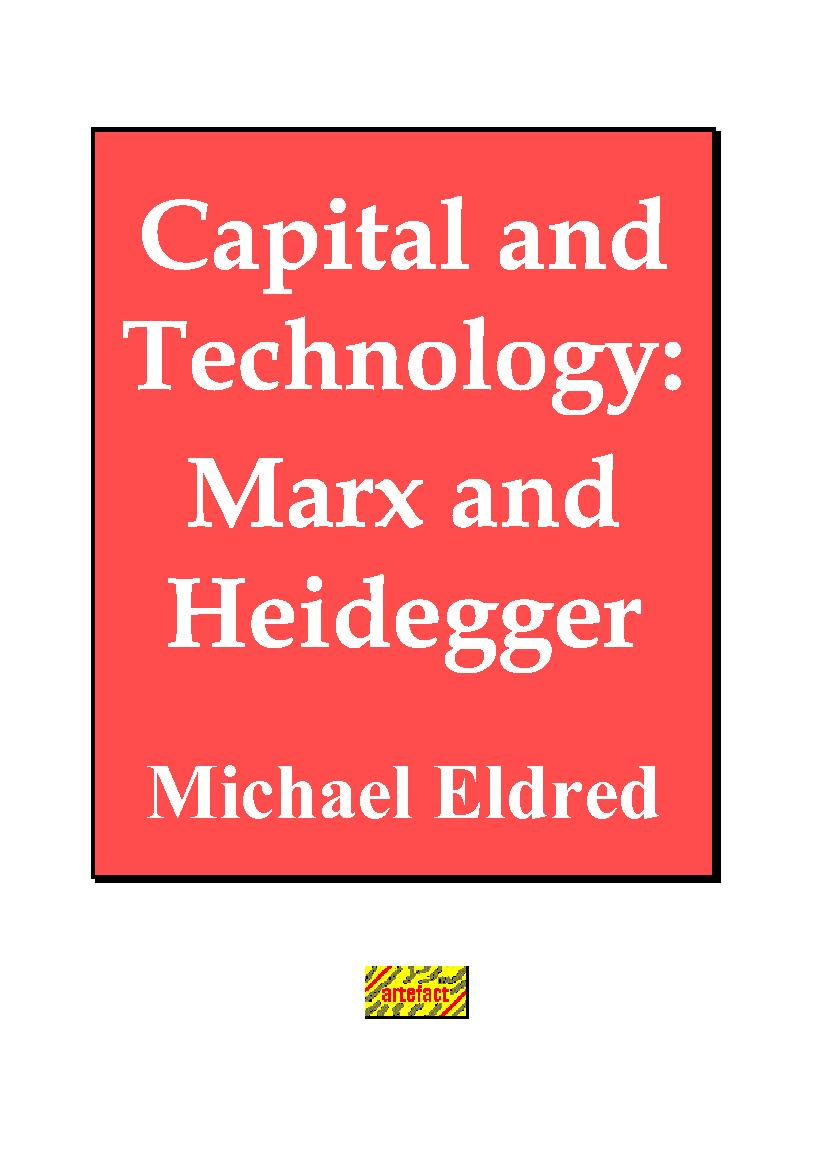 Capital and Technology Ver. 3.0