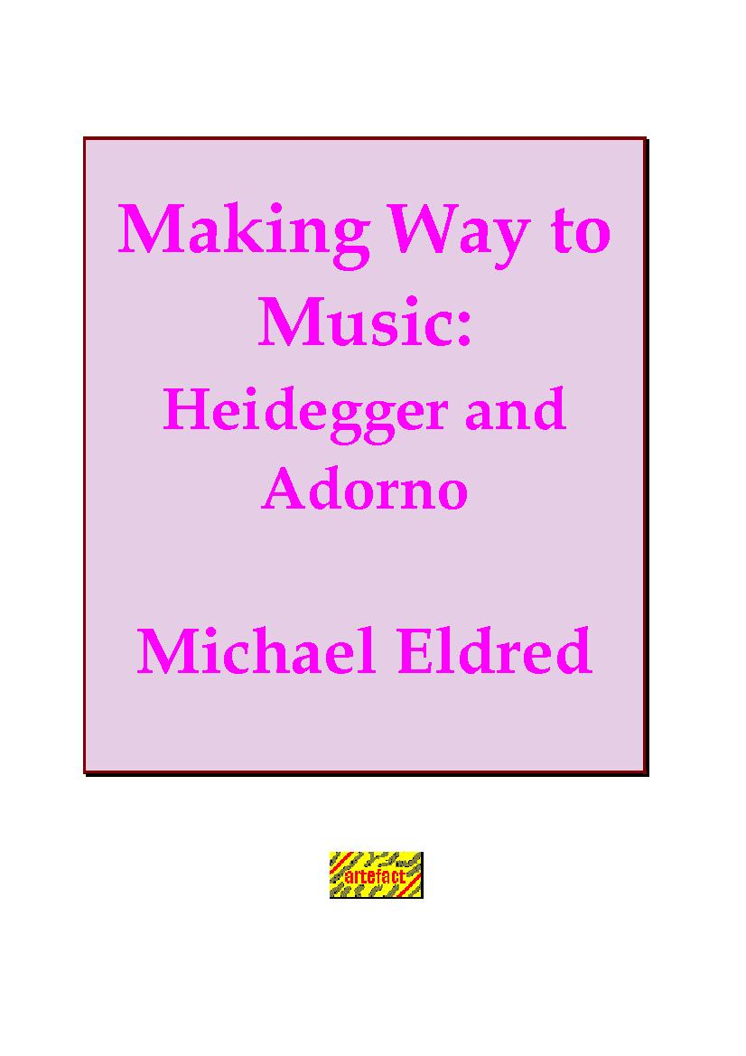 essays on music and culture